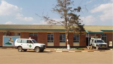 Dedza District hospital